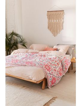 Saski Suzani Medallion Quilt by Urban Outfitters