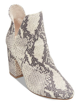 Women's Rookie Chop Out Booties by General