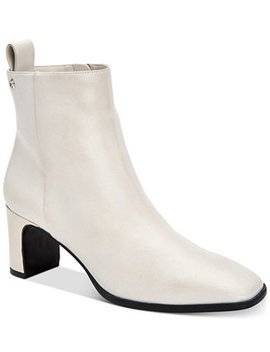 Women's Deni Leather Booties by General