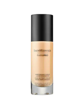 Bare Pro™ Performance Wear Liquid Foundation Broad Spectrum Spf 20 by Bare Minerals