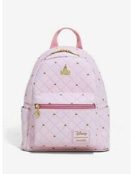 Loungefly Disney Days Castle Mini Backpack Nwt by Loungefly