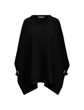 Cashmere Poncho Sweater by Ralph Lauren