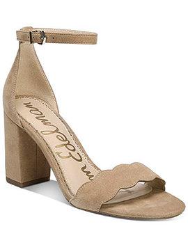 Odila Ankle Strap Dress Sandals by General