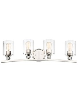 Friedman 4 Light Vanity Light by Ivy Bronx