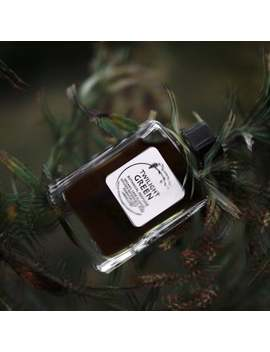 Twilight Green   Wild, Meditative Noir, Dark Floral   Botanical Perfume   1 Ml Mini Vial by Etsy