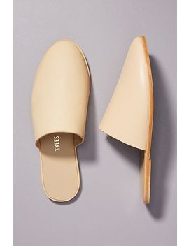 Tkees Leather Slides by Tkees