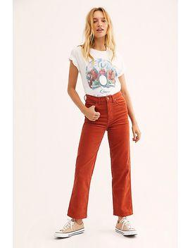 Wrangler Heritage Fit Cord Pants by Wrangler