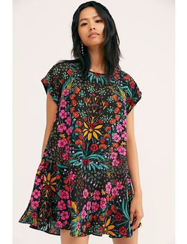 Strawberry Fields Mini Dress by Free People