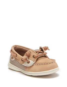 Shoresider Jr. Boat Shoe (Toddler) by Sperry