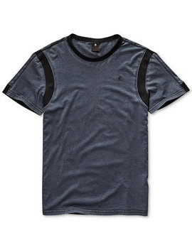 Men's Motac X Pieced Colorblocked T Shirt by General