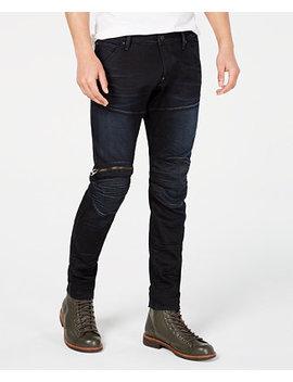 Men's Skinny Moto Jeans by General