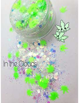 In The Clouds Uv Glitter Gel Kush Glitter by Etsy