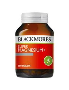 Blackmores Super Magnesium Plus 100 Tablets by Blackmores