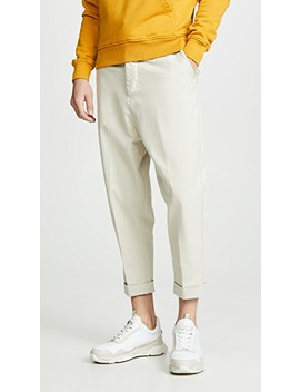 Oversized Carrot Pants by Ami