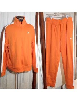 Nwt Men's 2 Pc Size 2 Xl Sergio Tacchini SweatsuitNwt by Sergio Tacchini