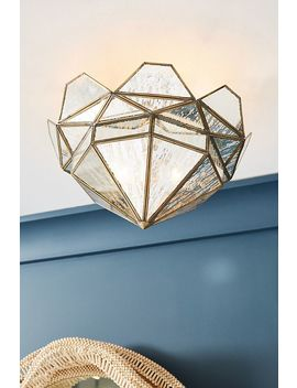 Marquise Lantern Flush Mount by Anthropologie