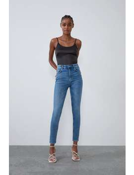 Vintage Jeans View All Jeans Woman by Zara