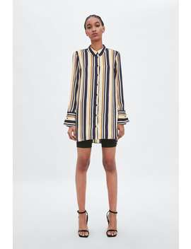 Long Striped Top Collectionwoman Sale by Zara