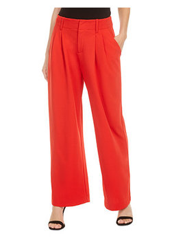 Pleated Wide Leg Pants, Created For Macy's by General
