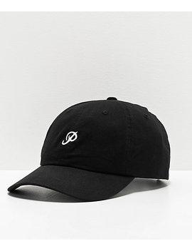 Primitive Mini Classic P Black Dad Hat by Primitive