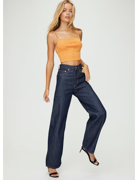 Ribcage Wide Leg by Levi's