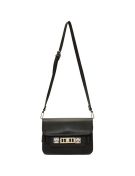 Black Mini Ps11 Crossbody Bag by Proenza Schouler