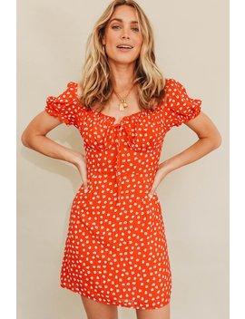 free-flowing-romance-mini-dress-__-red by vergegirl