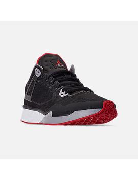 Men's Jordan 89 Racer Running Shoes by Nike