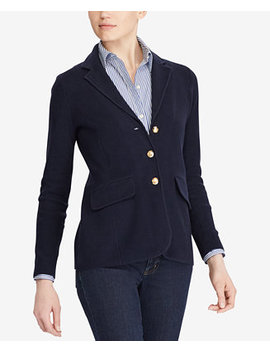 Sweater Blazer by General