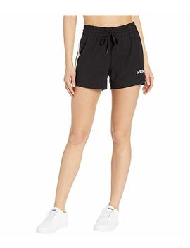 Essential 3 Stripes Shorts by Adidas