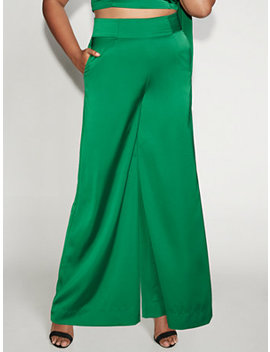High Waist Palazzo Pant  Gabrielle Union Collection by New York & Company