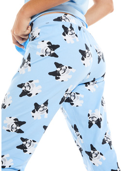 Frenchie Easy Pj Pant by Peter Alexander