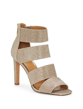 Cerina Banded High Heel Sandals by General