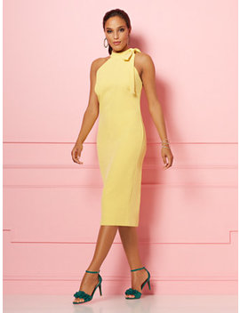 Nicole Sheath Dress   Eva Mendes Party Collection by New York & Company
