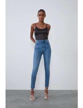 Jeans Vintage Ver Tudo Jeans Mulher by Zara