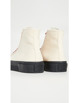 Bagger 2 High Top Sneakers by Good News