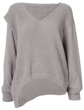 Utility V Neck Jumper by Alexander Wang
