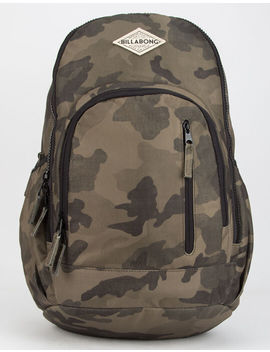 Billabong Roadie Camo Backpack by Billabong