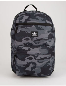 Adidas Originals National Black Camo Backpack by Adidas