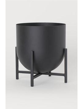 Stor Potteskjuler På Piedestal by H&M
