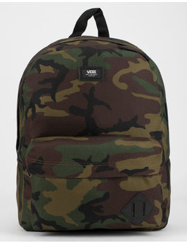 Vans Old Skool Iii Plus Classic Camo Backpack by Vans