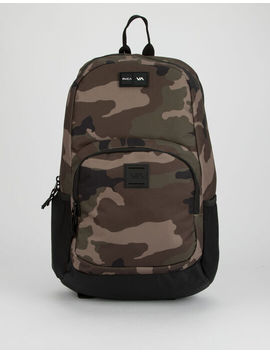 Rcva Estate Ii Camo Backpack by Rvca