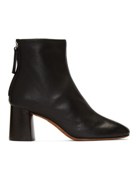 Black Nadia Soft Heel Boots by 3.1 Phillip Lim