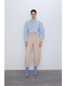 Z1975 Slouchy Darted Jeans Slouchy Jeans Denim Woman Cornershops by Zara
