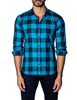 Buffalo Plaid Shirt by Jared Lang