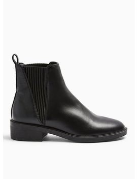 Bronte Black Chelsea Boots by Miss Selfridge