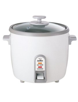 Zojirushi Conventional Rice Cooker And Warmer, 10 Cups (Uncooked) by Zojirushi