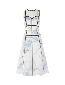 Liza Full Midi Dress by Liza