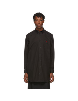 Black Rose Shirt by Undercover