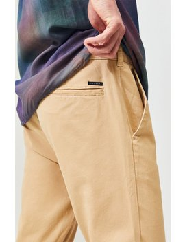 Pac Sun Khaki Chino Pants by Pacsun